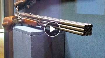 10 Most Expensive And Famous Firearms In The World