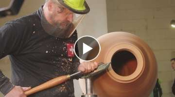 Woodturning symposium Drechslerforumstreffen 2017