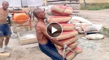 PEOPLE ARE INSANE 2018 - FASTEST WORKERS IN THE WORLD
