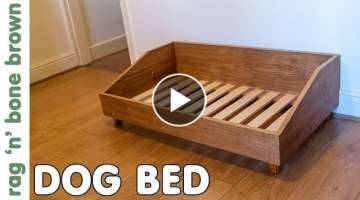 Making A Large Dog Bed
