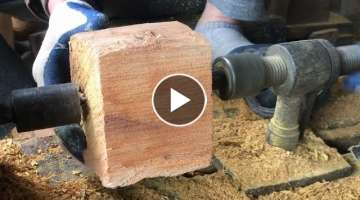 DIY Making A Boxes Wooden Food