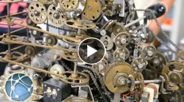 The Most Complicated Machine in the World | Amazing German Complex Machine | Global Technology