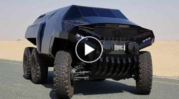 10 BEST OFF-ROAD TRUCKS IN THE WORLD