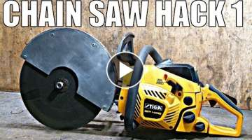 Chain Saw HACK 1 - Chop Saw