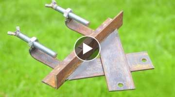 Homemade Amazing Welding Tool From scrap