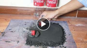Creative Cement Idea - Gifts for Your Wife - BEAUTIFUL and EASY
