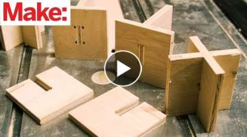 Skillbuilder: Design for CNC Joinery