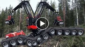 Fastest Extreme Technology Tree Cutting