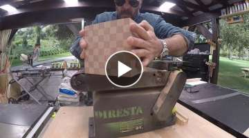 DiResta Simple Bandsaw box