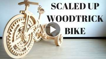 Big Wood Trick bike + giveaway