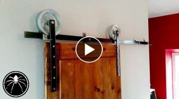 How to make sliding door – Woodworking