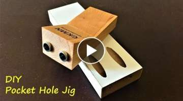 Making a Pocket Hole Jig under 5$