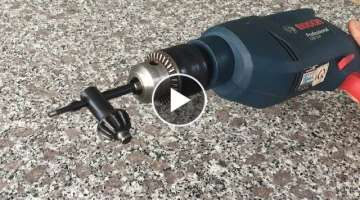 Smart And Ingenious Woodworking Tools with Drill Attachment DIY At Home You Need To See