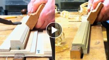 Wooden Planes Tips and How To Make Them