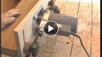 Home made router table k. i. s. s stile