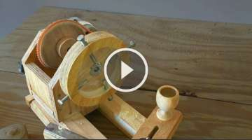 Making a Homemade Lathe Chuck