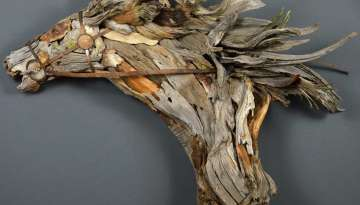 It Was Just Old Driftwood - Until He Starts To Piece It All Together..