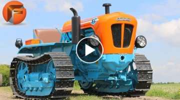 8 Extreme Tracked Vehicles You Must See
