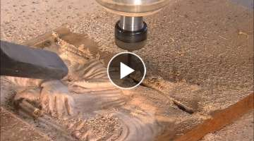 *NEW* 190 CNC router in depth for beginners 3D carving