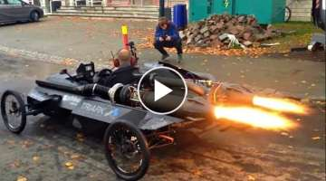 9 Most Amazing Home Made Vehicles You Have Ever Seen