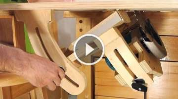 Homemade table saw,