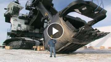 10 World's Dangerous Largest Shovel Excavator Powerful Heavy Operator Biggest Machines in Action