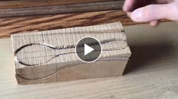 Woodworking // How To Making A Wooden Spoon