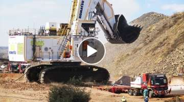 Top Ten The World's Biggest Mining Excavators