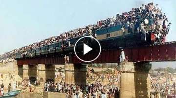 Rush Hour in Different Countries Like You've Never Seen It