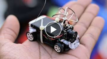 Amazing DIY ideas - Spy Car