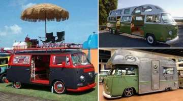 14 of the Coolest Custom VW Campervans Ever Built