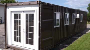Amazon Now Delivers Tiny Homes