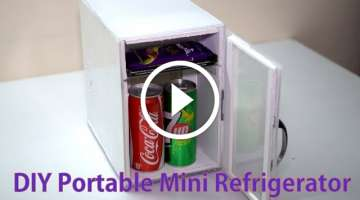 Portable Mini Refrigirator