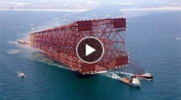 7 MOST EPIC TRANSPORT OPERATIONS IN THE WORLD