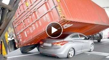Extreme Driving Fails – Compilation