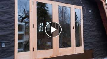 Woodworking, Building French Doors, How To