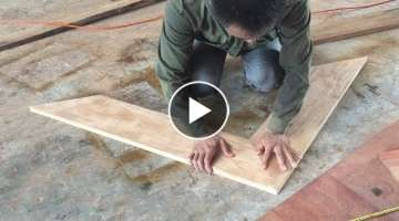 Amazing Wooden Stairs Design Ideas House Beautiful - Craft Woodworking Techniques Extremely Creat...