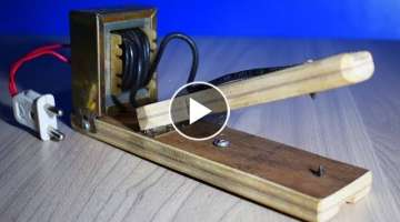 DIY Small Spot Welding Machine