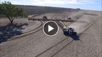 Extended video Zells Planter - Largest Air seeder