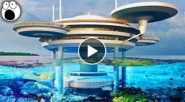 Top 10 Underwater Buildings That Actually Exist