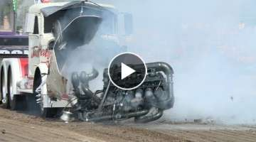 Tractorpulling FAIL Compilation!!