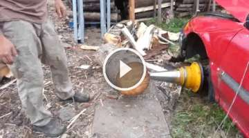 Stickler Wood Splitter
