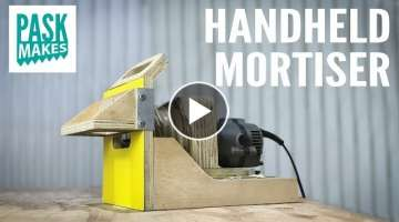 Handheld Mortiser