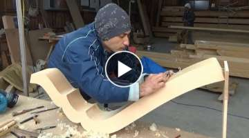 Amazing Japanese Carpenters Woodworking Are Crazy - Awesome Technique Incredible Handicrafts Skil...