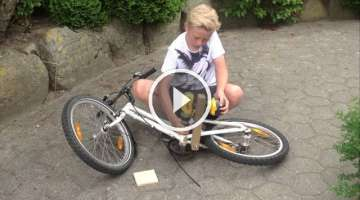 How To Make A Electric Bike EASY