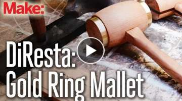 Diresta: Gold Ring Mallet