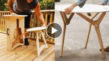 30 GENIUS Wood Products! Satisfying Wood Furnitures
