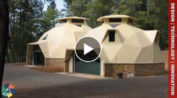 15 ECO-EFFICIENT DOME HOMES | ECO-LUXURY DOME HOMES