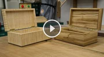 How to make a wooden box - 269