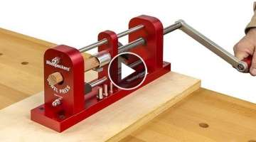 5 Amazing WoodWorking Tools You MUST Have